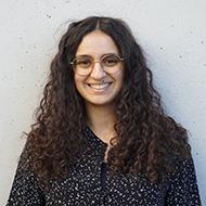 Calida Mrabti, PhD. Student