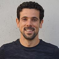 Alberto Parras, Post-doctoral fellow