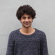 Achille Mariotti, Pre-Master Student in Ocampo Lab