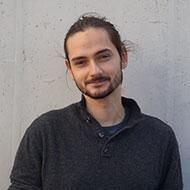 Francesco Morandini, Master Student in Ocampo Lab