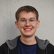 Lucas Schoenfeldt, Master Student in Ocampo Lab