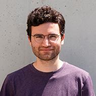 Kevin Pérez. Post-doctoral Fellow Ocampo Lab