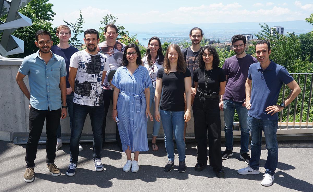 Ocampo Lab team
